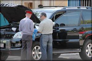 Заявление на постановку автомобиля на учет