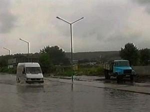 На Кубани проводится проверка по случаю возникновения стихийного бедствия