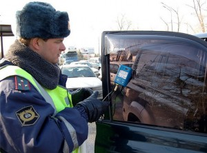 запрет на эксплуатацию автомобилей с тонированными стеклами