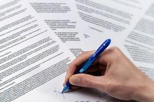 Образец и бланк заявления о расторжении договора купли продажи