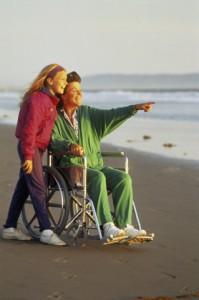 Инвалиды получат право на пользование воздушным транспортом