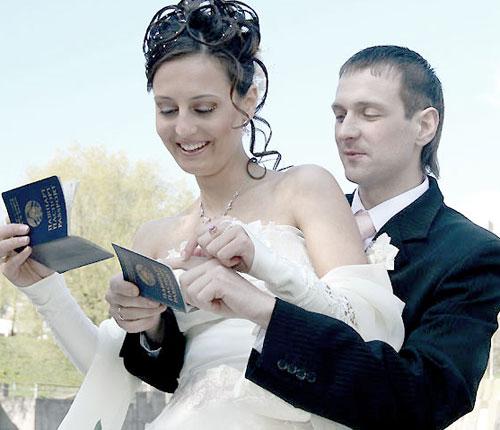 Как поменять фамилию и паспорт в связи с замужеством