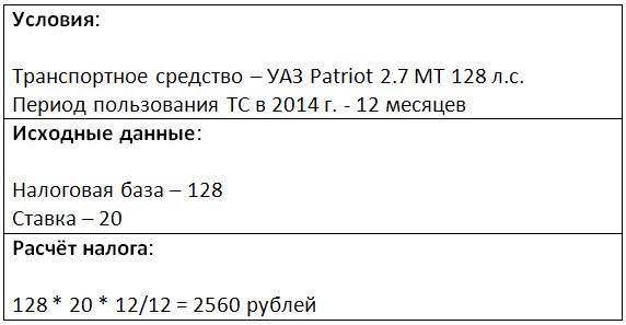 транспортный налог в Алтайском крае