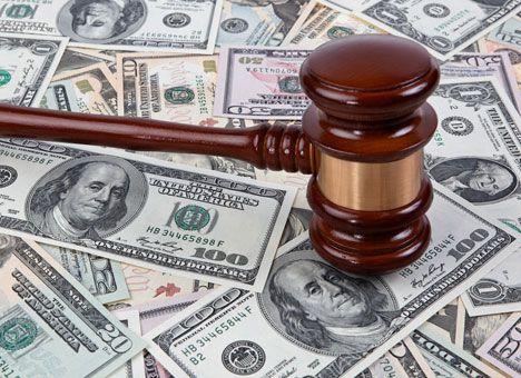 Выплаты по судебным решениям