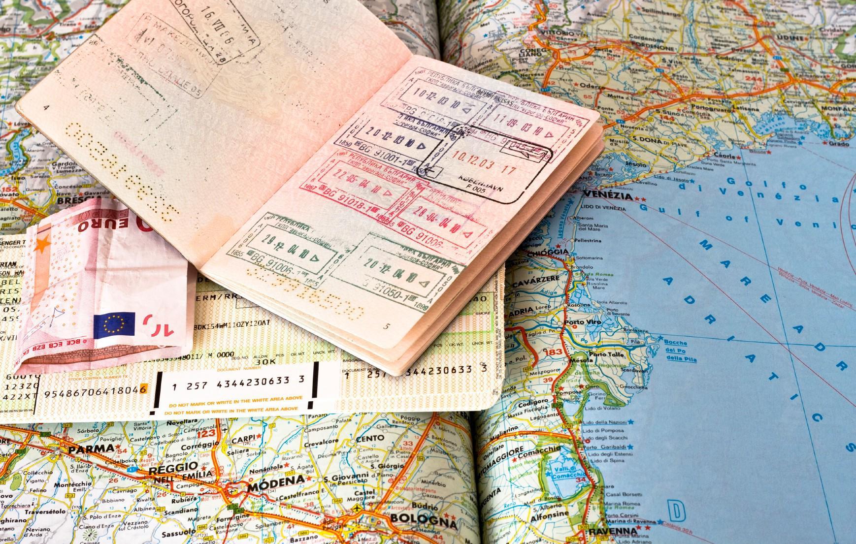 Документы для оформления загранпаспорта нового образца