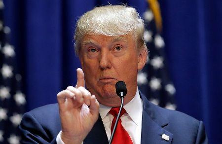 Кандидат в президенты США Дональд Трамп. Всё о Дональде Трампе: рейтинг и партия, возраст и биография, жены и книги Дональда Трампа