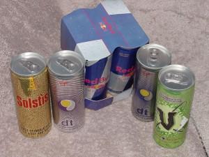Продажа энергетических напитков будет ограничена