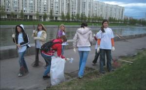 Добровольчество и волонтерство будет закреплено в Москве