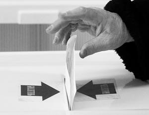Внесены поправки в закон о выборах губернаторов