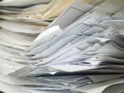 Образец и бланк заявления на получение выписки из ЕГРЮЛ