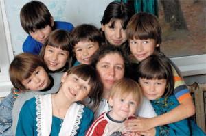 Федеральный закон о многодетных семьях