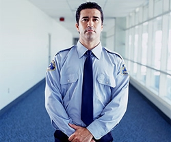 Образец резюме охранника
