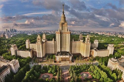 Рейтинг лучших ВУЗов Москвы - 2017