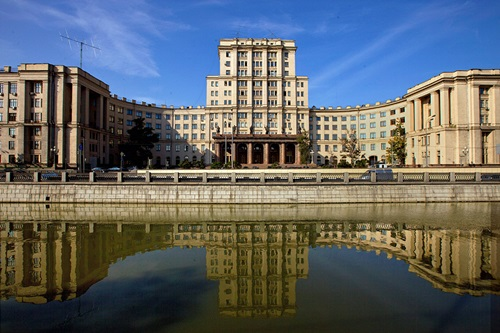 Лучшие государственные университеты России - 2017