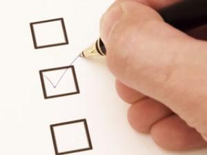 Порядок проставления подписей избирателей на выборах будет регламентирован