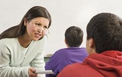 Образец жалобы на учителя